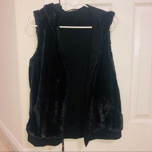 North Face Velvet Vest Jacket